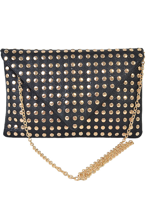 Stud Me All Over Clutch-