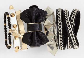 Arm Candy is a hot summer trend.......