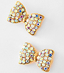 Bowtie Affair Studded Earrings-