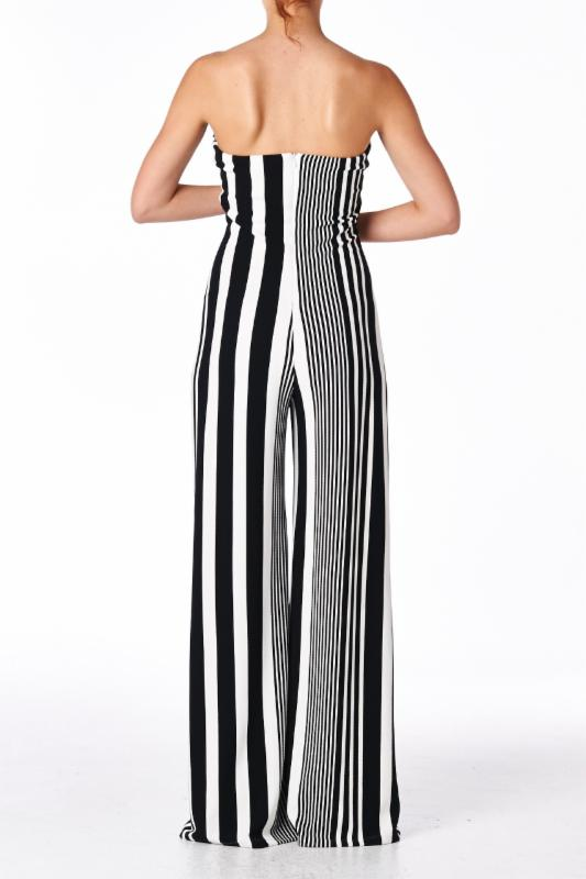 The Real Miss Fashionista Jumpsuit-